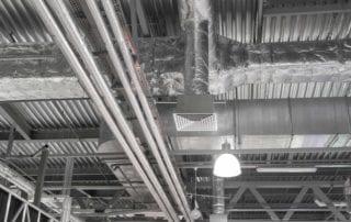 AC Ventilation Pipes