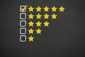 business modification group testimonials showing 5 stars