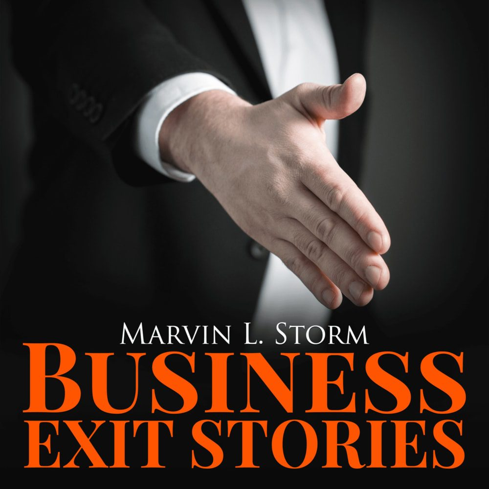 Business Exit Stories Cover